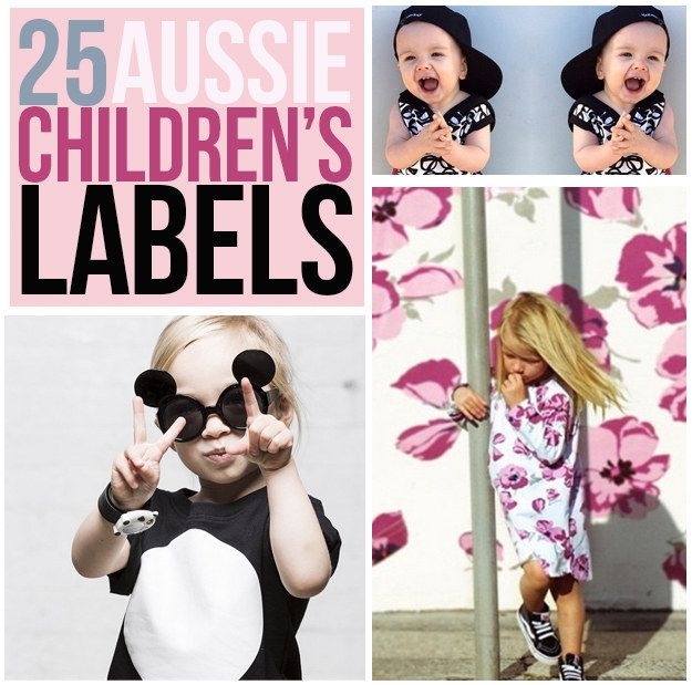 2f2d177da 25 Australian Kids Labels Perfectly Fusing Style And Cute | www ...