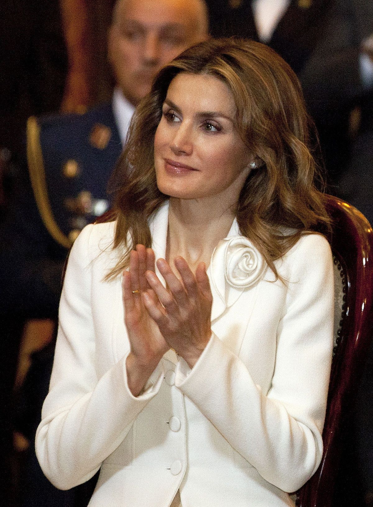 4/2/2017 SPAIN: Queen Letizia of Spain - Wikipedia