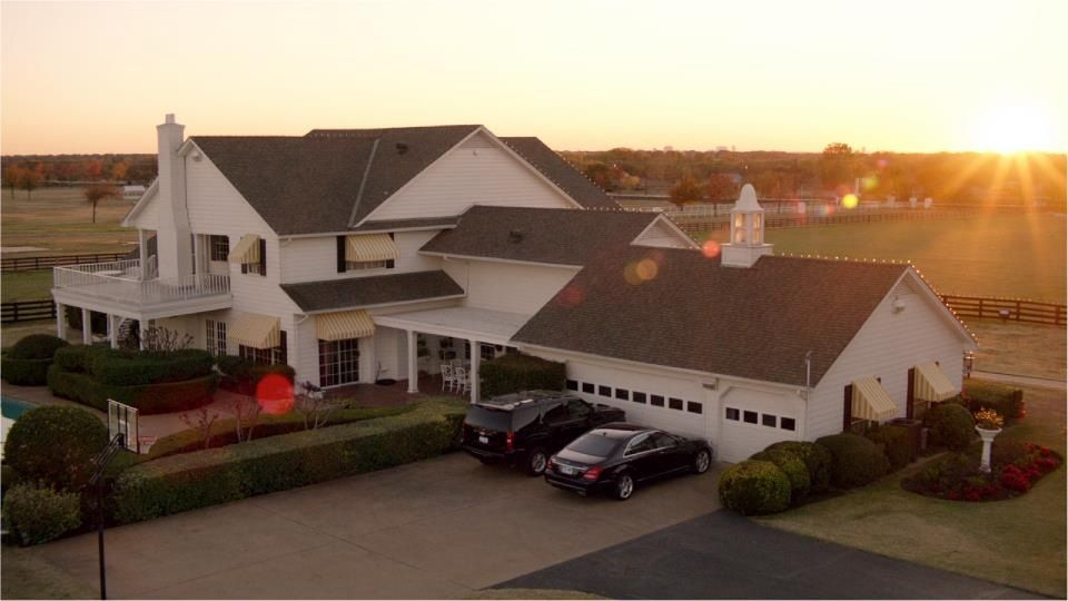 Southfork Ranch Dallas Pinterest