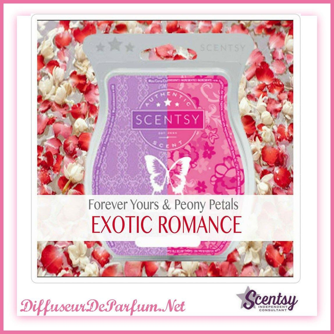 Scentsy Recipes Forever romance