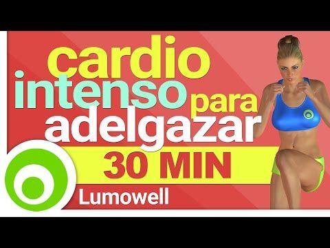 Descargar cardio intenso 30 minutos para adelgazar rapido