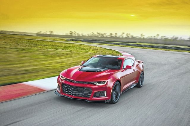 This Reviewer Loves The Chevrolet Camaro SS So Much That They - Best coupe sports cars