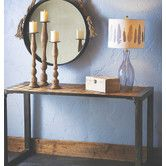 Found it at Wayfair - Slat Console Table