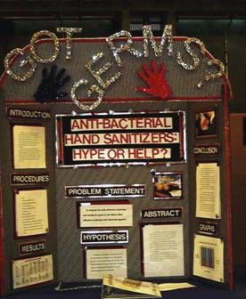 Antibacterial Agents Education Com Science Fair Projects