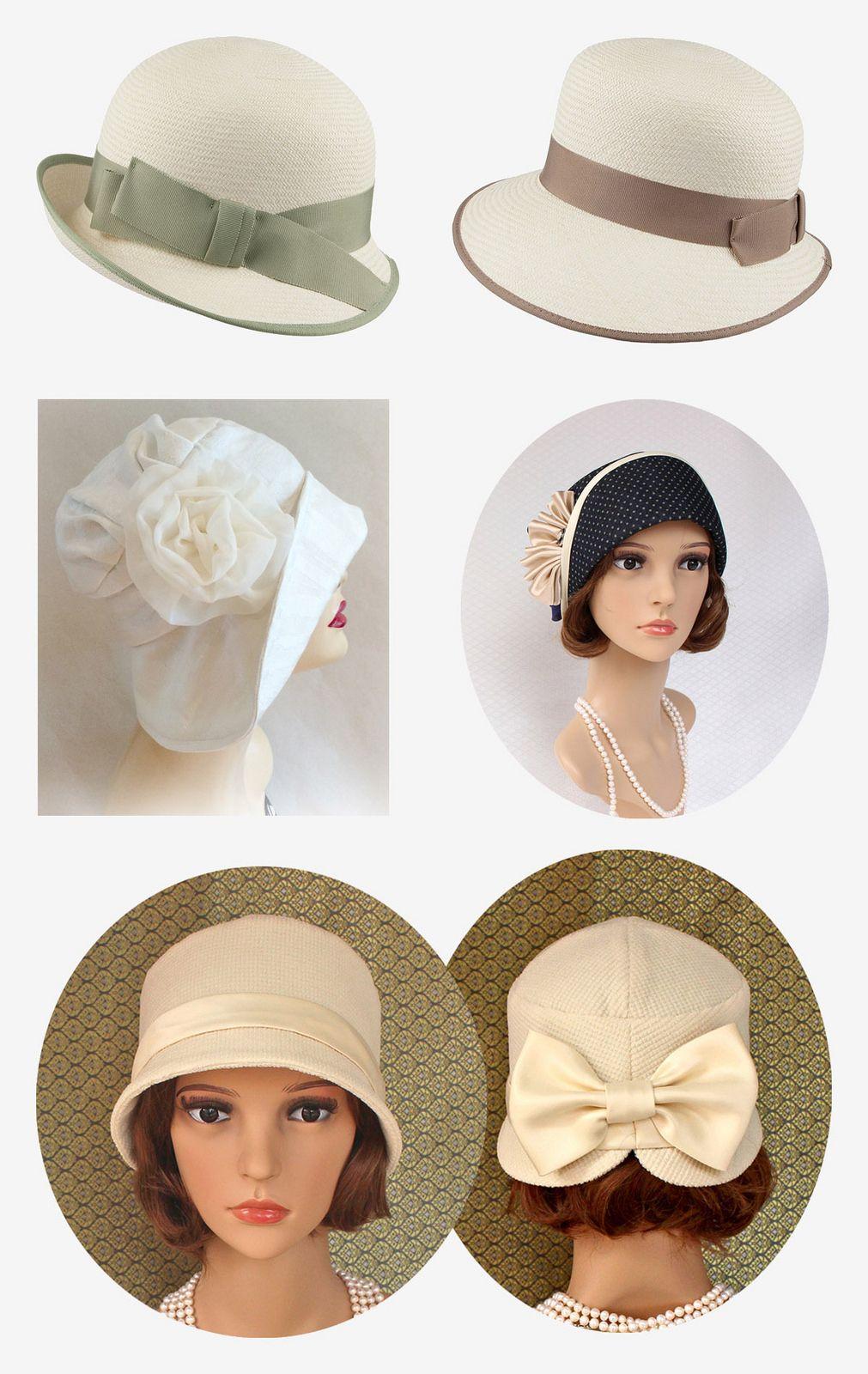 34 Modern Wedding Guest Hats and Fascinators - Cloche hats  d7f41dc972b