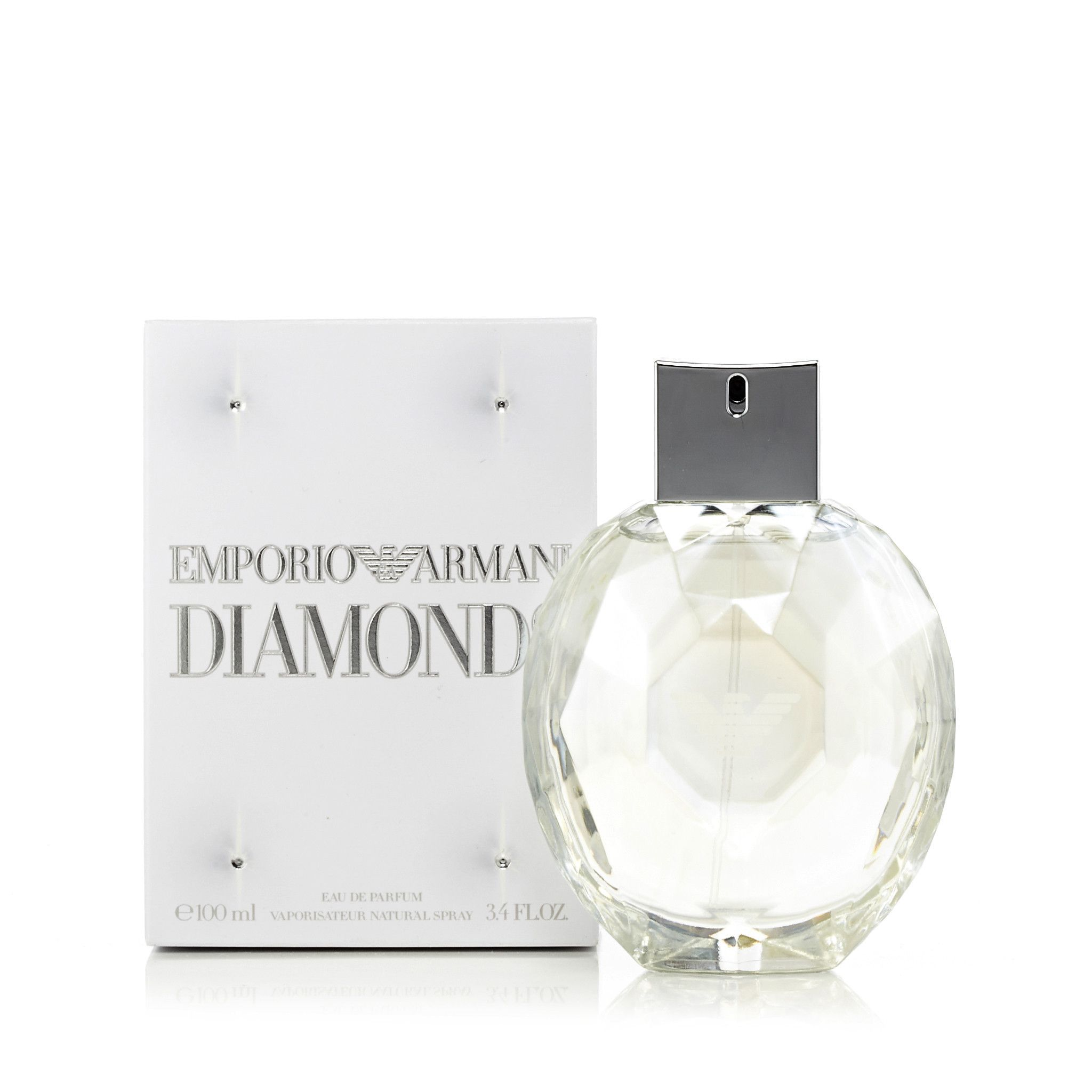 Emporio Armani Diamonds Eau de Parfum Spray for Women by Giorgio Armani df9626d783