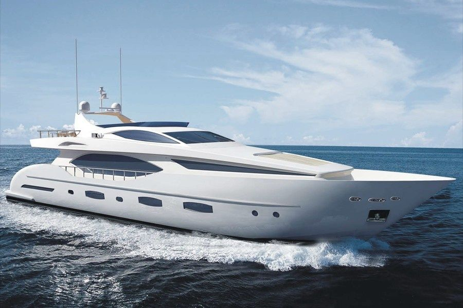 100 Foot Yacht >> Electra Superyacht World Of Wonder Motor Yacht Boat