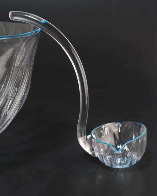 Ladle Crystal American Made