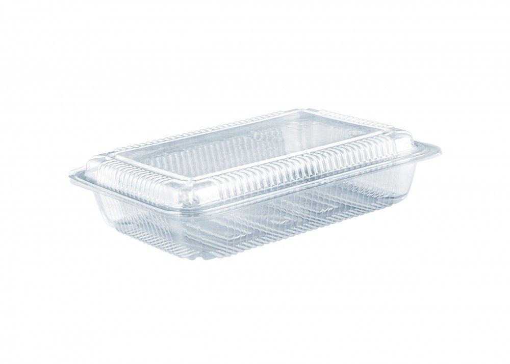 علبه بلاستيك شفافه بغطاء متصل المقاس 16 11 3سم العدد 100 علبه متوفرة لدى موقع صفقات موقع متخصص بأدوات ومستلزمات التغليف التغليف Food Takeout Container