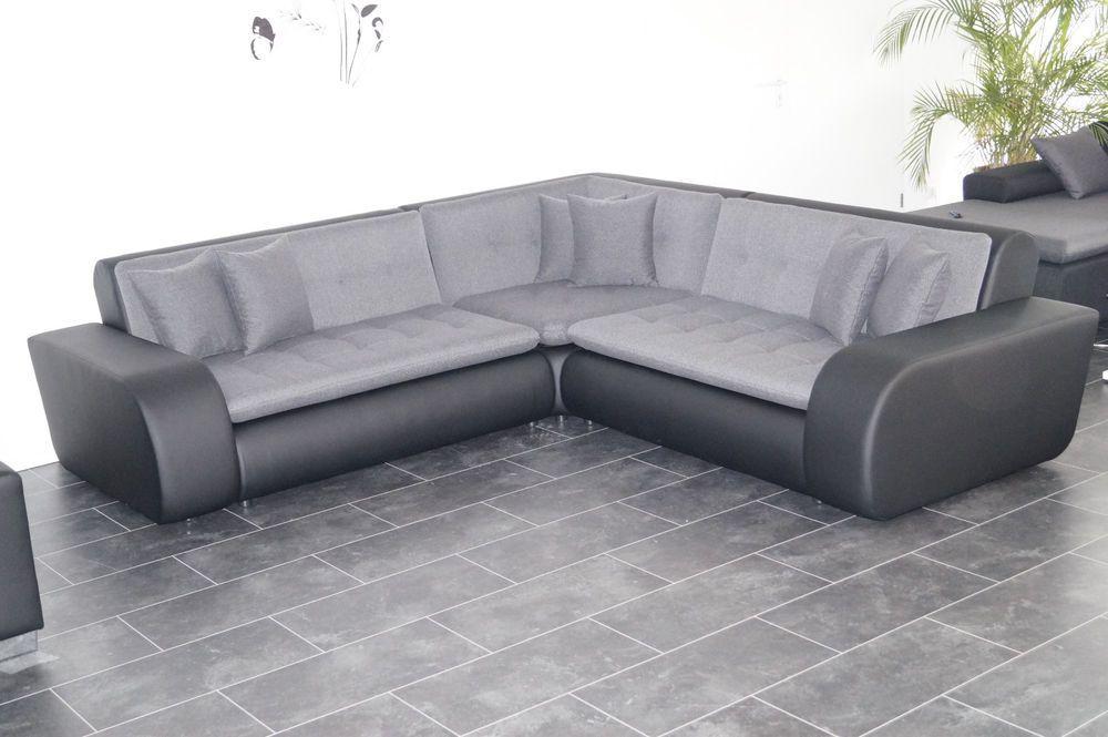 Sofa Lagerverkauf De Eckcouch Sofa Couch Wohnlandschaft Polsterecke