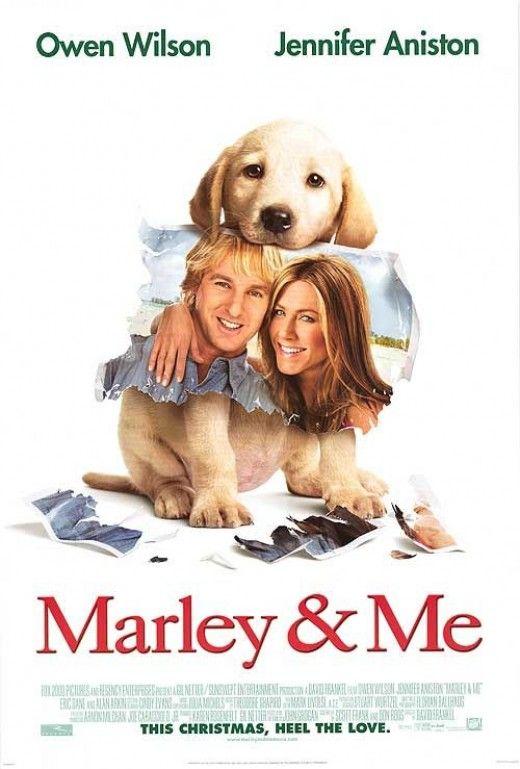 The 10 Best Jennifer Aniston Movies List Marley And Me Movie Marley And Me Jennifer Aniston Movies