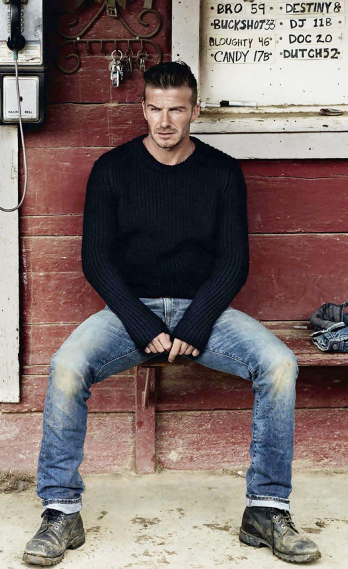 Davidbeckham Beckham ベッカム Fashion ファッション メンズ