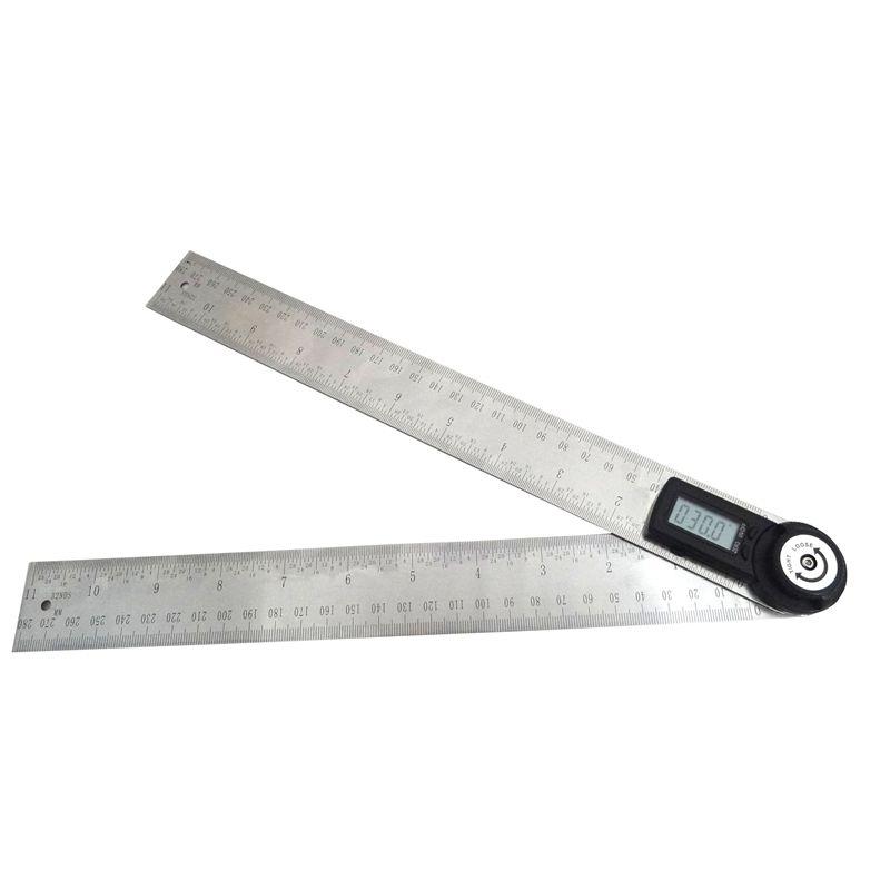 Craftright 300mm Digital Angle Finder Angle Finders Digital Reading Digital
