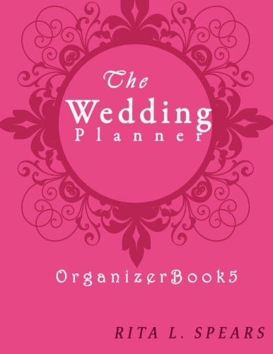 The wedding planner The Portable guide Step-by-Step to organizing - budget organizer book