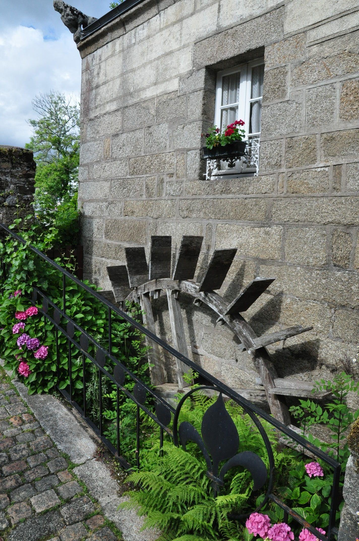 moulin à Pont-Aven