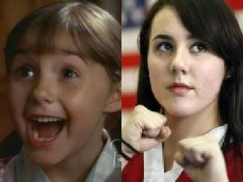 Emily Roeske ,, (7/15/1991,??). Actress. She portrayed