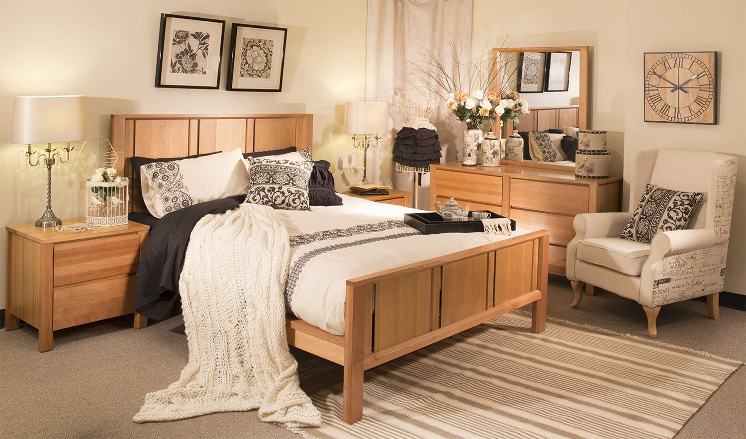 Jasmine tasmanian oak bedroom furniture bedroom pinterest oak