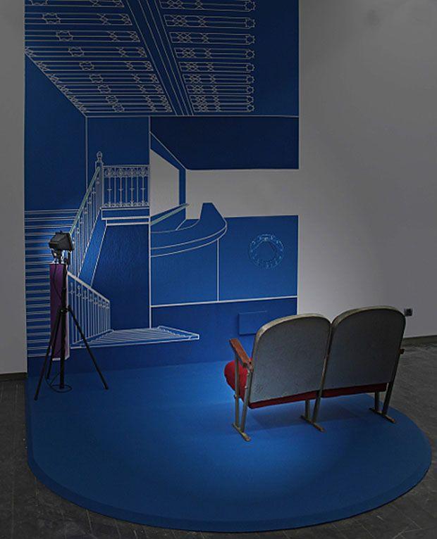 Cine Bogart. Imaginar un edificio. Una exposición en Madrid sobre el desuso