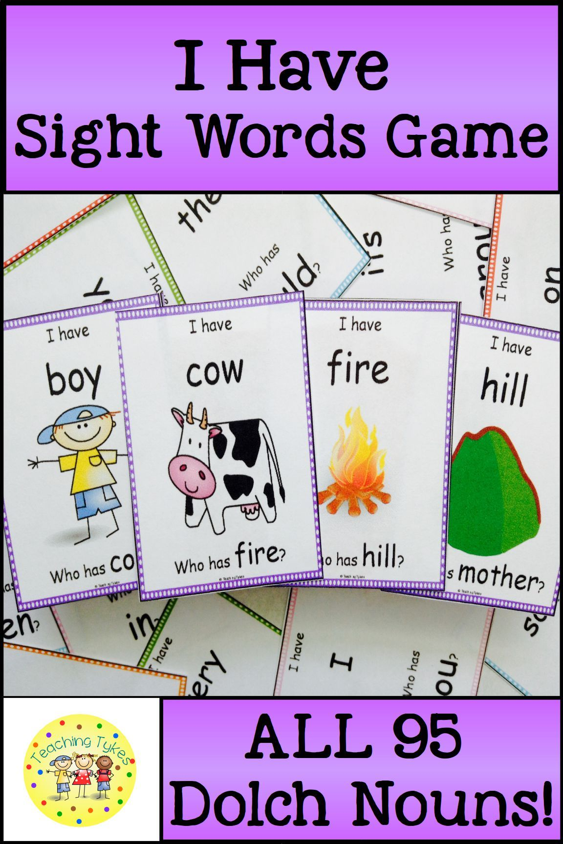Need A Fun Engaging Way To Practice Sight Words I Have