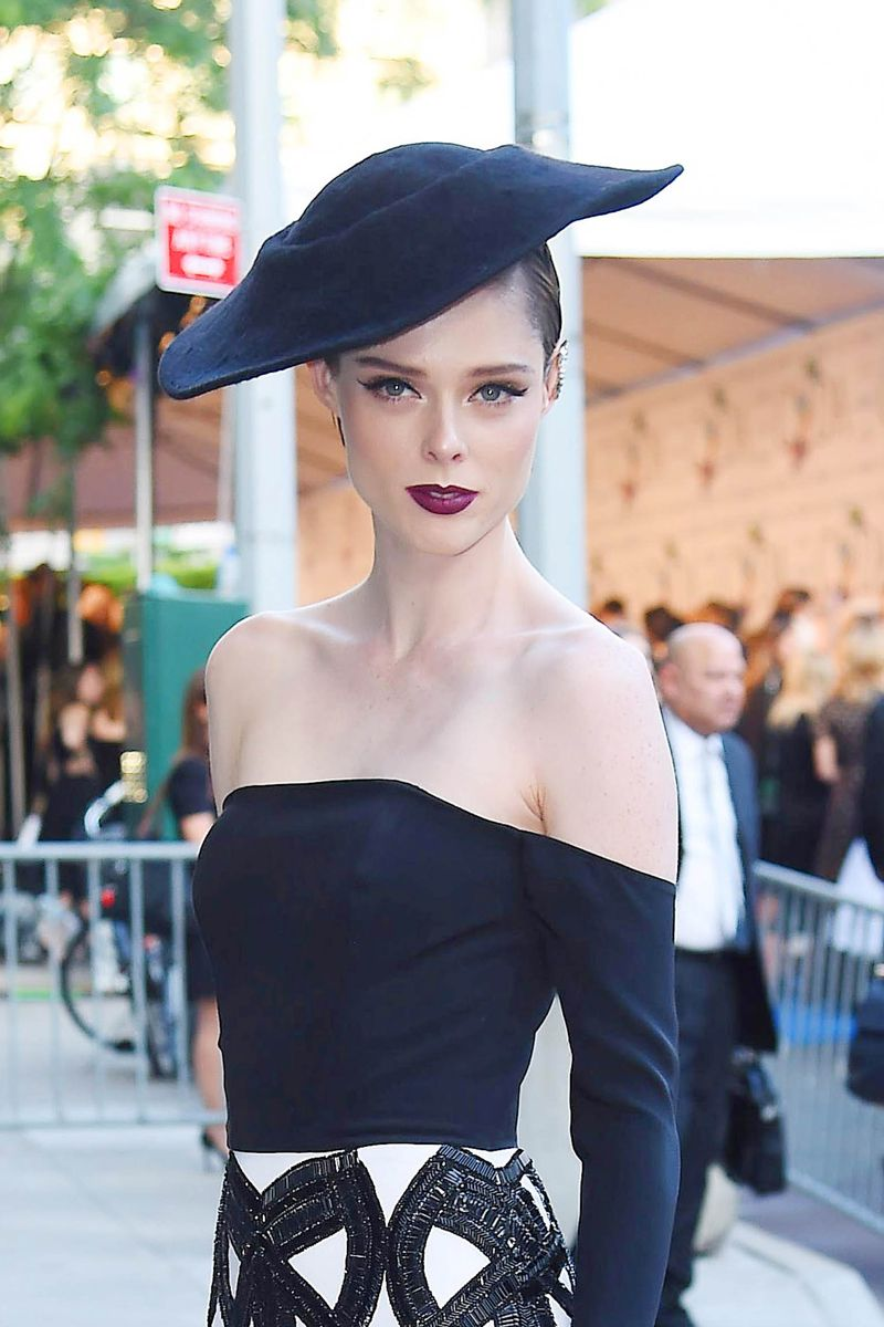 a45aeb8441b86 The Best Beauty From the 2014 CFDA Fashion Awards - Elle