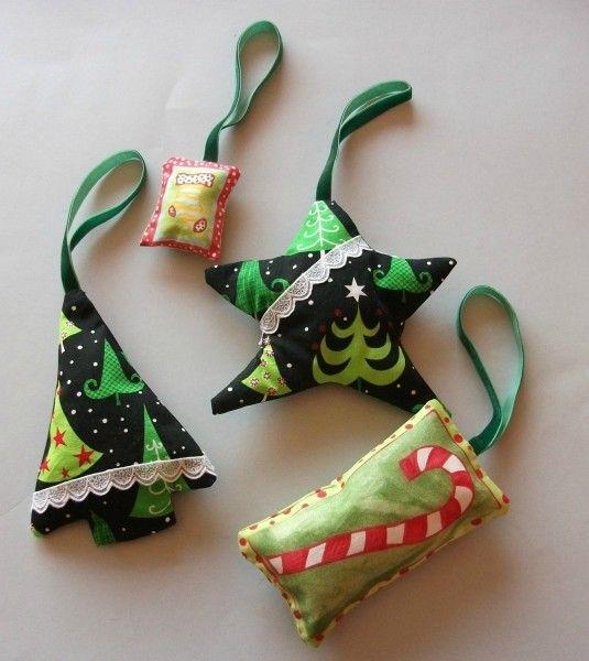Adornos navideños de Lolahn Handmade