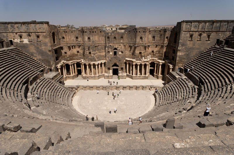 Best Places To See In Syria Syria Is Not Exactly A Tourist Spot Now