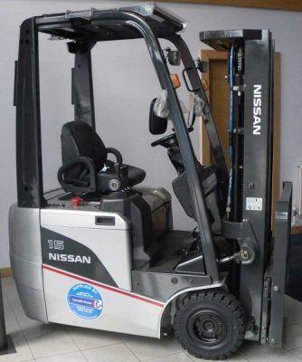 nissan electric lift truck type n01 l13 l15 l16 l18 workshop rh pinterest com
