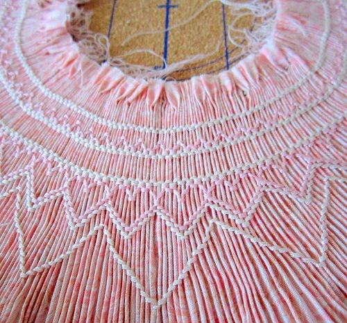 lots of free smocking plate designs | Smocking Plates and