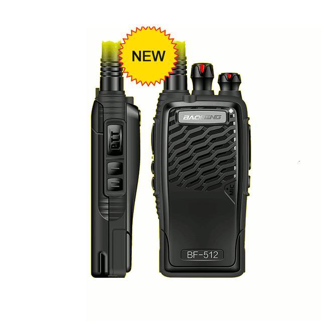 Kaload 512 Professional Walkie Talkie 5w Portable Two Way Radio Unf 400 470mhz Ptt Interphone Two Way Radio Tactical Supply Radio