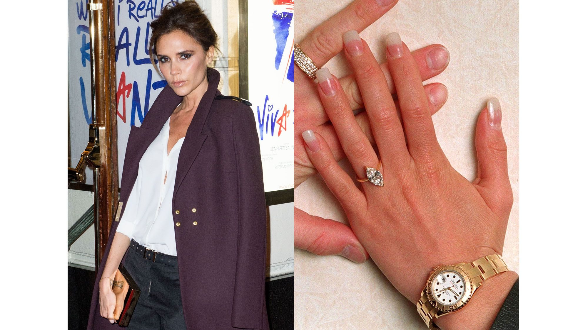 find this pin and more on celebrity engagement rings britton diamonds david beckham proposed to victoria