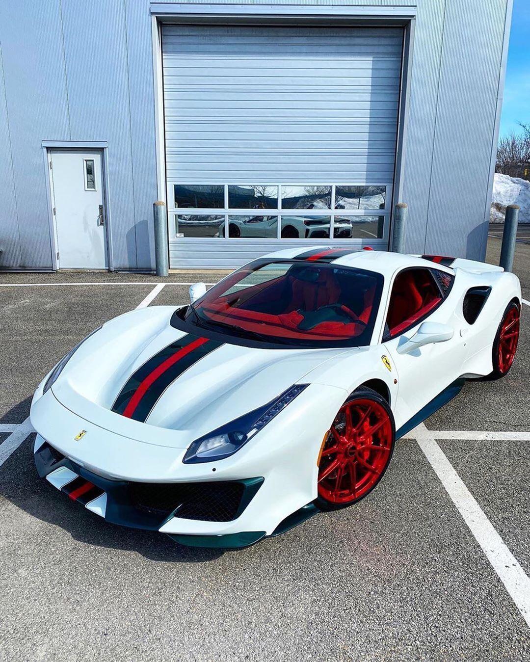 "Instagram | Limited Supercars on Instagram: ""Gucci Gang | Ferrari 488Pista Spec new wheels ↷ 🔝【Follow us for more】🔝⠀⠀ ⠀⠀ ⠀⠀⠀ ⠀⠀ ⠀⠀⠀⠀⠀⠀⠀ ⠀⠀ ⠀⠀⠀⠀ ⠀⠀⠀⠀⠀⠀ (📸|🎥) : @ferrariquebec ⠀⠀⠀ ⠀⠀⠀⠀…"""
