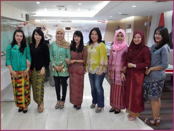 Model Baju Batik untuk Kerja yang Modis  Model Baju Batik