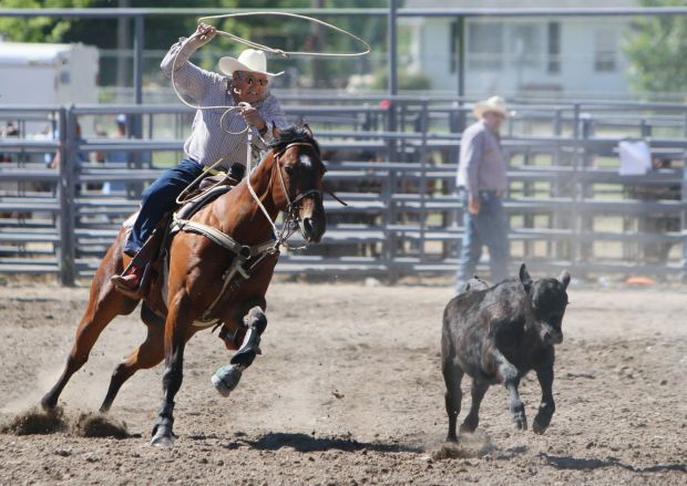 Senior Pro Rodeo off and running!
