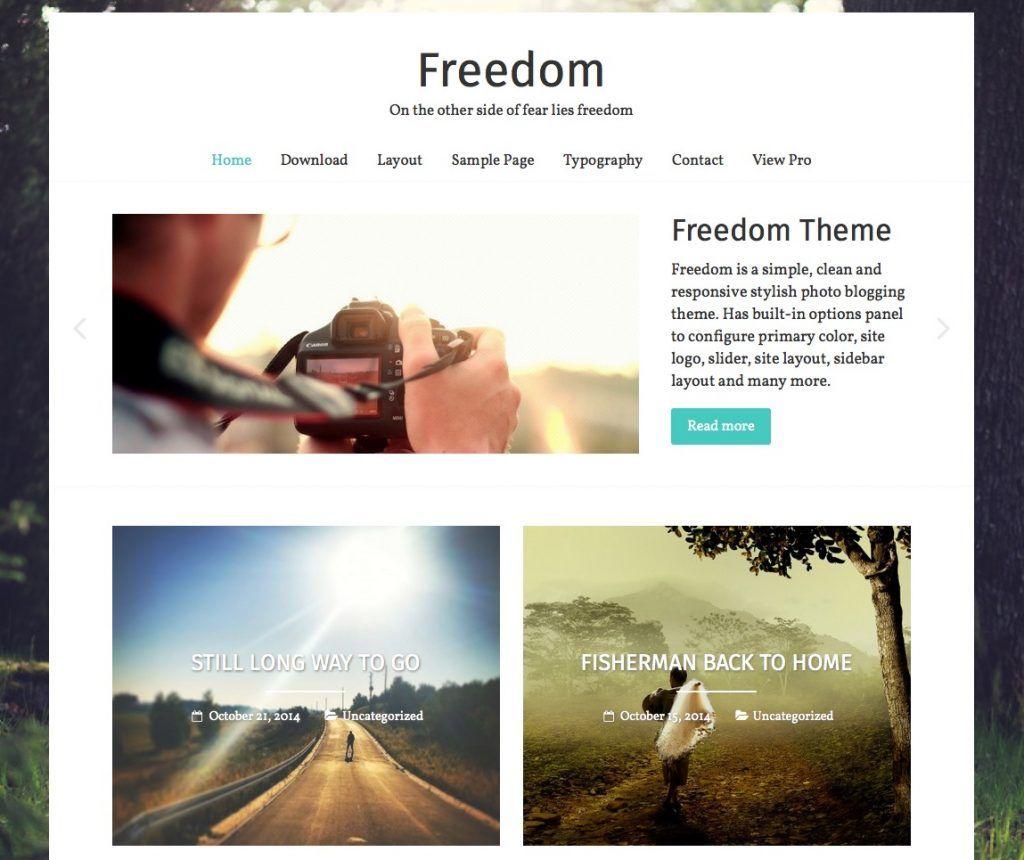 15+ Best Free Personal Blog WordPress Themes & Templates 2017 ...