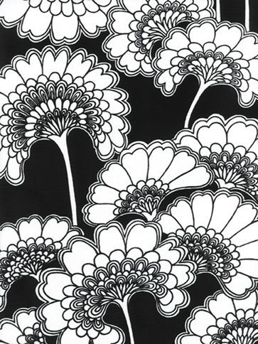 Florence Broadhurst Japanese Floral Sample From Signature
