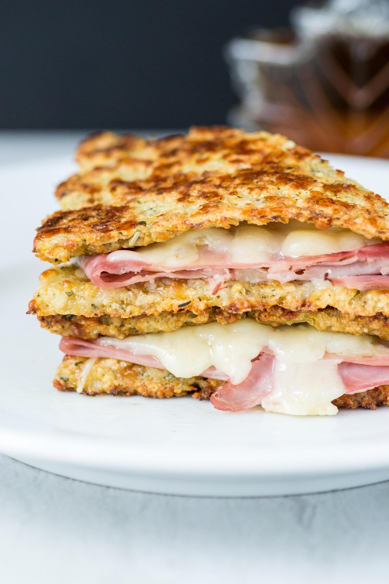 Cauliflower Monte Cristo Sandwich Recipe Monte Cristo Sandwich