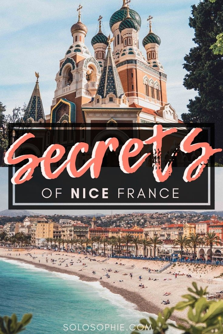 Here's your ultimate guide to the best of hidden gems, quirky attractions, and secret spots in Nice, one of the largest cities in France. Unusual things to do in Nice, French Riviera #secretnice #nicefrance