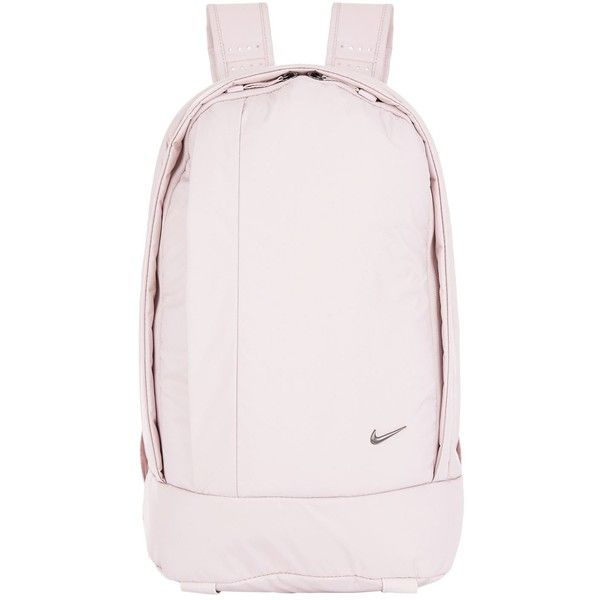 0fc193b42156e7 Nike Legend Training Backpack ($77) ❤ liked on Polyvore featuring bags,  backpacks, rucksack bag, nike bags, pink backpack, nike and day pack  rucksack