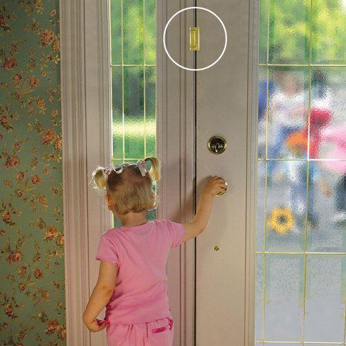 Door Guardian Childproof Door Lock Child Proofing Doors Baby