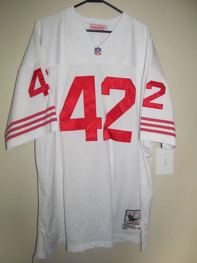 new product dd38f c4f6e Ronnie Lott - San Francisco 49ers jersey - Mitchell & Ness ...