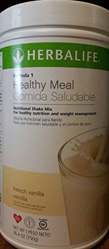LOOK!  Formula 1 Healthy Meal Nutritional Shake Mix French Vanilla 750g Help Support Metabolism Weight Management