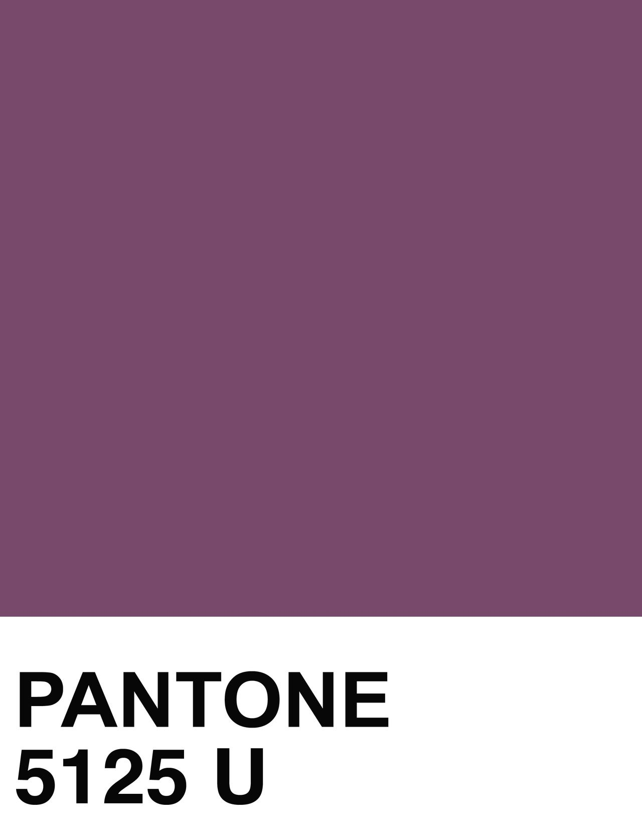 Pretty Close To The Most Perfect Purple Pantone 5125 U Colors