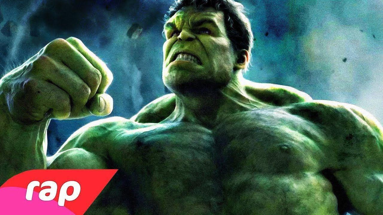 Rap Do Hulk To Sempre Com Raiva Nerd Hits Com Imagens Rap