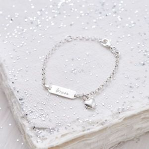 Personalised baby bracelet new baby gifts gifts pinterest personalised baby bracelet new baby gifts negle Choice Image