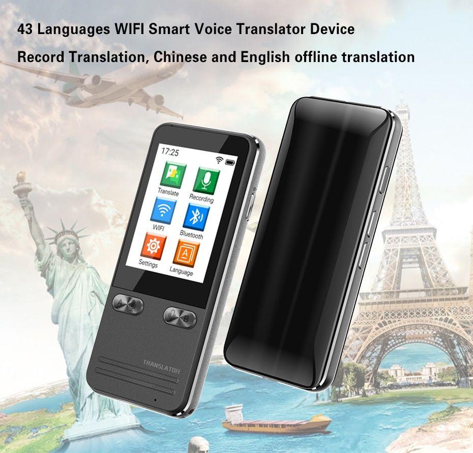 "Buy ""XYCING W6 43 Languages WIFI Smart"