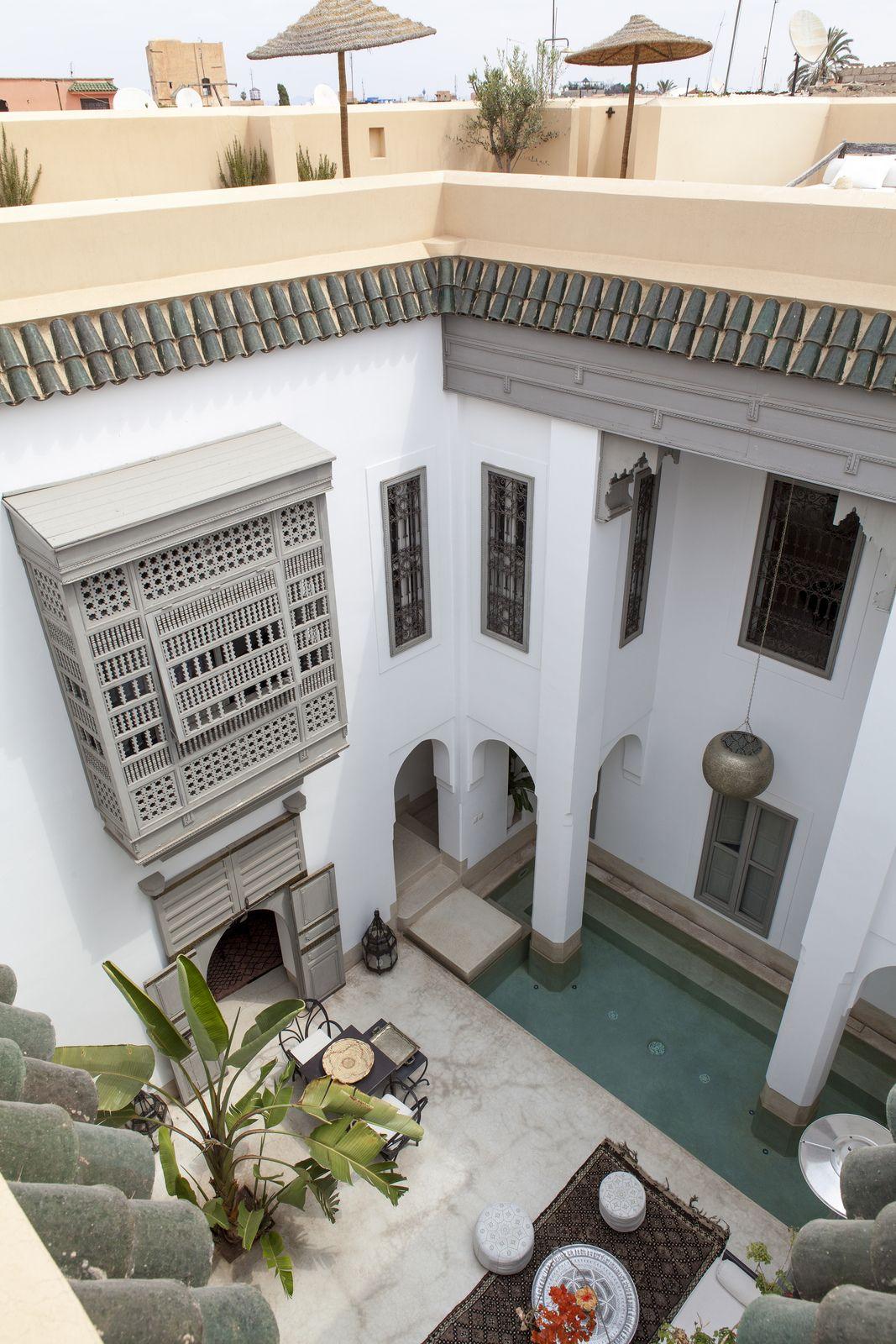 riad snan 13 | marokkanischer stil, innenhof und marokkanisch, Hause und garten