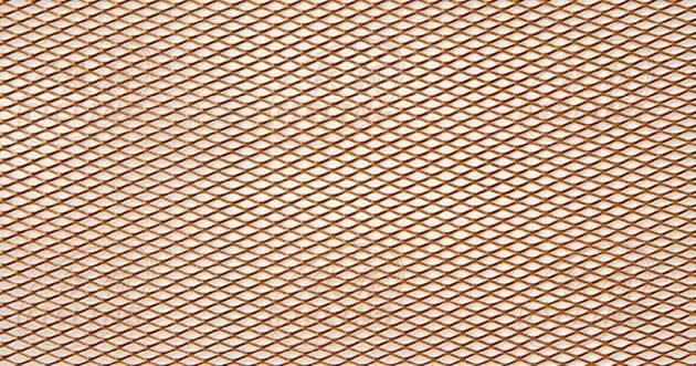 Expanded Copper Mesh Used In Construction No Skid Stairs Copper Wire Crafts Copper Wire Art Wire Mesh