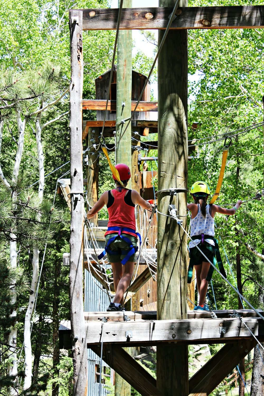Trail West - A Young Life Family Camp
