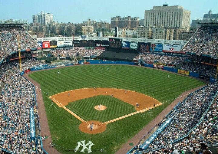 Yankee Stadium The Bronx Yankee Stadium Stadium Mlb Stadiums