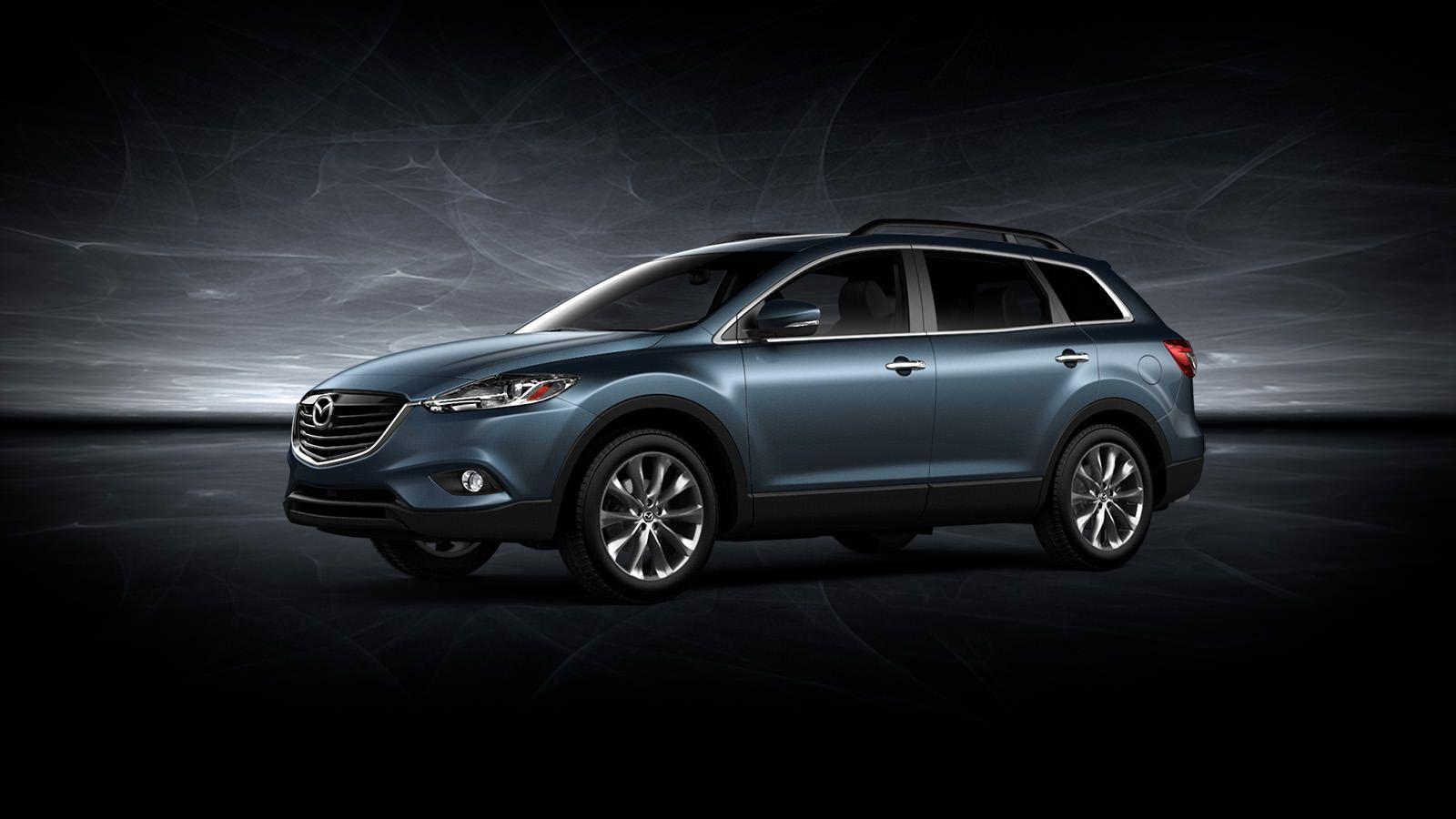 2014 Mazda CX9 7Passenger Crossover SUV Mazda USA